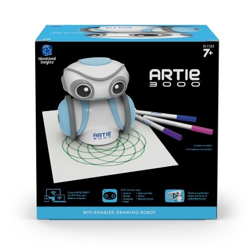 Artie 3000 Coding Robot - Toy/Game