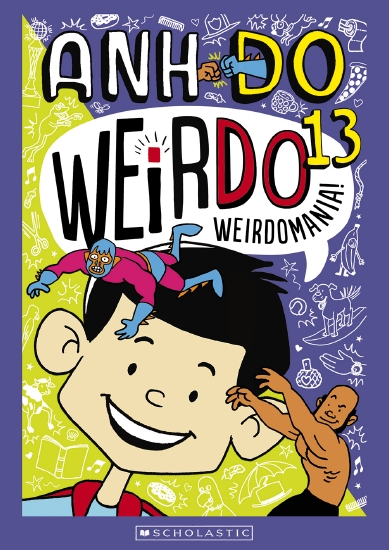 WeirDo #13: Weirdomania!