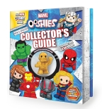 Ooshies Collector's Guide (Marvel 2019 with Iron Man Figurine)