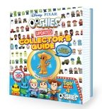 Ooshies Collector's Guide (Disney Pixar 2019 with Toy Story Figurine)
