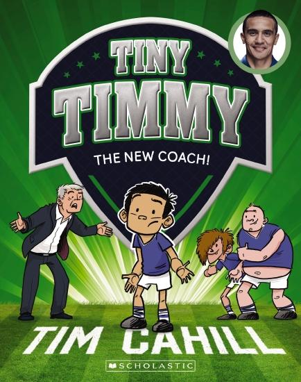 Tiny Timmy #10: The New Coach