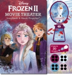 Frozen 2 Movie Theatre Storybook and Movie Projector (Disney)