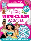 Disney Princess: Wipe-Clean Activities