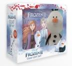 Frozen 2: Olaf Book & Plush