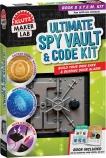 Klutz Maker Lab: Ultimate Spy Vault & Code Kit