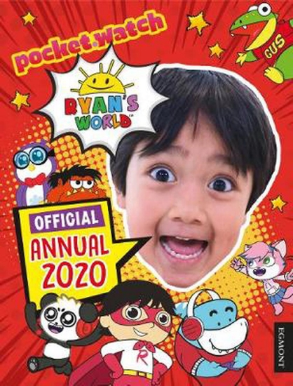 Ryan's World Annual 2020