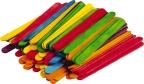 STEM Basics: Multicoloured Craft Sticks