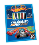Hot Wheels: Colouring Kit (Mattel)