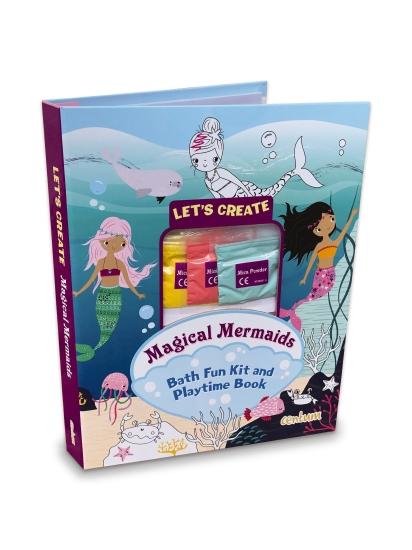 Let's Create Magical Mermaids                                                                        - Book