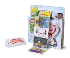Let's Roll! Sticker Activity Book (DreamWorks: Captain Underpants)