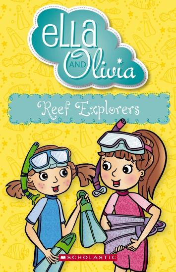 Ella and Olivia #25: Reef Explorers