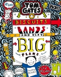 Tom Gates #14: Biscuits, Bands and Very Big Plans (re-release)