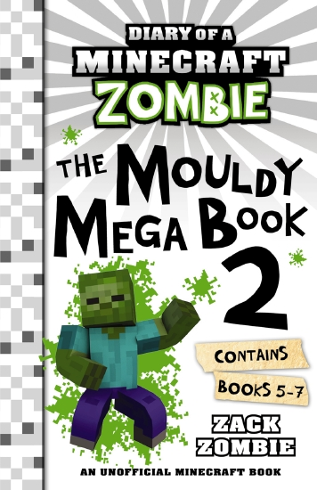 Diary of a Minecraft Zombie: The Mouldy Mega Book 2