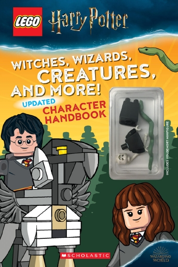 Witches, Wizards, Creatures and More! Updated Character Handbook (LEGO Harry Potter)