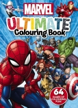 Marvel: Ultimate Colouring Book