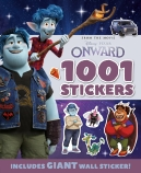 Onward: 1001 Stickers (Disney-Pixar)