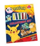 Pokemon: Colouring Kit