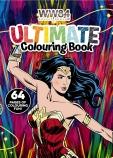 Wonder Woman 1984: Ultimate Colouring Book (DC Comics)