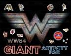 Wonder Woman 1984: Giant Activity Pad (DC Comics)
