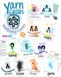 Yarn Circles Cards