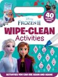 Frozen 2 Wipe-Clean Activities (Disney)