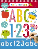 Write & Wipe ABC 123