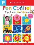 Pre-K Pen Control Wipe Clean Workbook