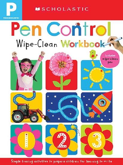 PEN CONTROL WIPECLEAN P-K WKBK