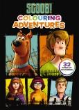 Scoob!: Colouring Adventures (Warner Bros)