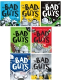 BAD GUYS #4-10 7-PACK