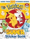 Pokémon: Super Sticker Book