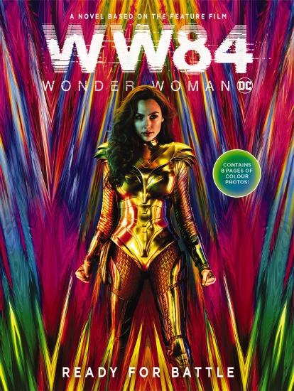 Wonder Woman 1984: Movie Novel (DC Comics)