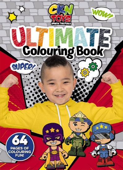 CKN Toys: Ultimate Colouring Book