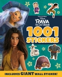 Raya and the Last Dragon: 1001 Stickers (Disney)