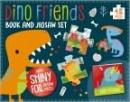 Dino Friends Book and Jigsaw Set