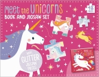 Meet the Unicorns! Book and Jigsaw Set