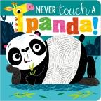 Never Touch a Panda Silicone Board Book