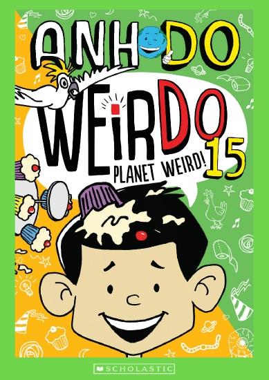 WeirDo #15: Planet Weird!