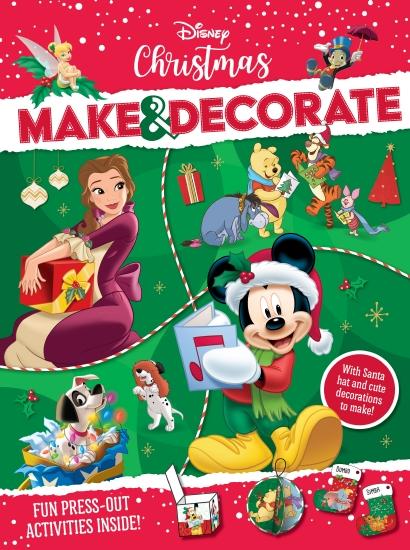 Disney Christmas: Make & Decorate