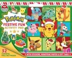 Pokemon Christmas: Activity Pad