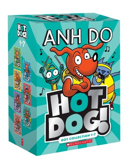 Hotdog! Hot Collection 1-7 Boxed Set