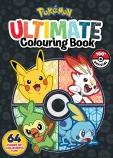 Pokemon: Ultimate Colouring Book