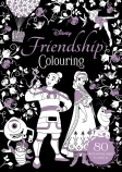 Disney Friendship Adult Colouring Book