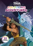 Raya and the Last Dragon: Colouring Adventures (Disney)
