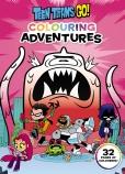 Teen Titans Go!: Colouring Adventures (DC Comics)