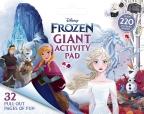 Frozen Classic: Giant Activity Pad (Disney)