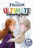 Frozen Classic: Ultimate Colouring Book (Disney)