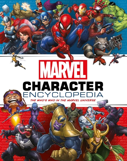 Marvel Character Encyclopedia