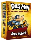 Dog Man 1-7 Boxed Set