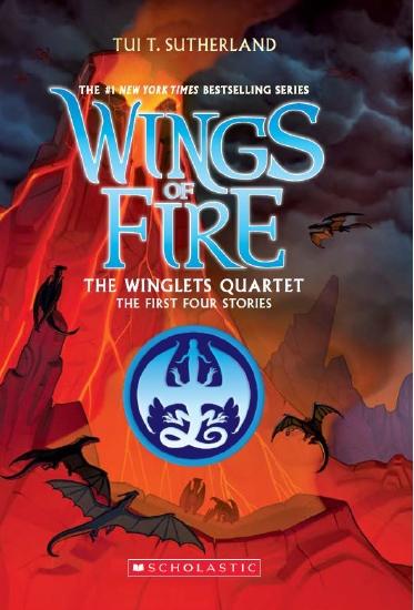 Wings of Fire: Winglets Quartet